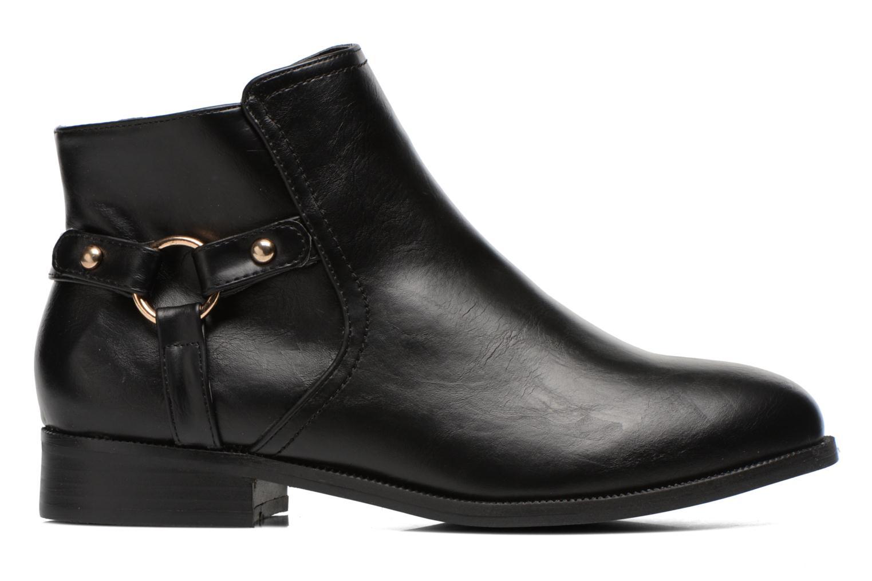 Bottines et boots Divine Factory Tyson Noir vue derrière