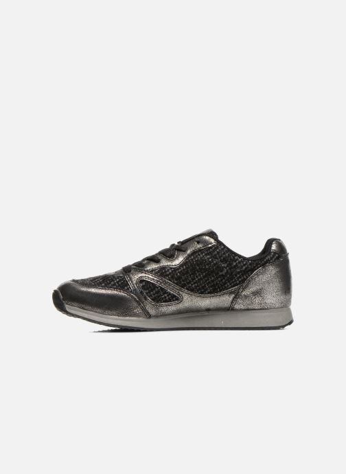 Sneakers Divine Factory Aram Nero immagine frontale