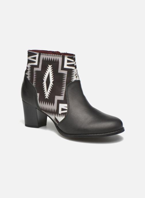 Stiefeletten & Boots Desigual Cris schwarz detaillierte ansicht/modell