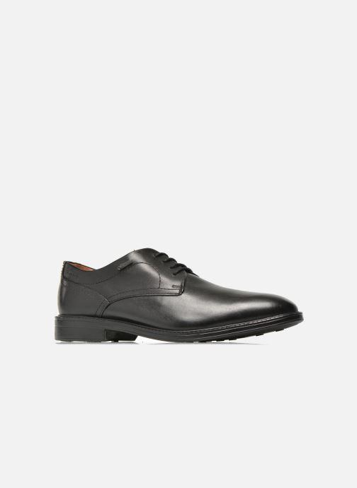 Chaussures à lacets Clarks Chilver Walk GTX Noir vue derrière