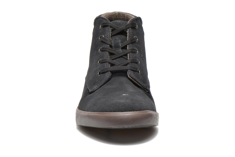 Schnürschuhe Clarks Torbay Top schwarz schuhe getragen