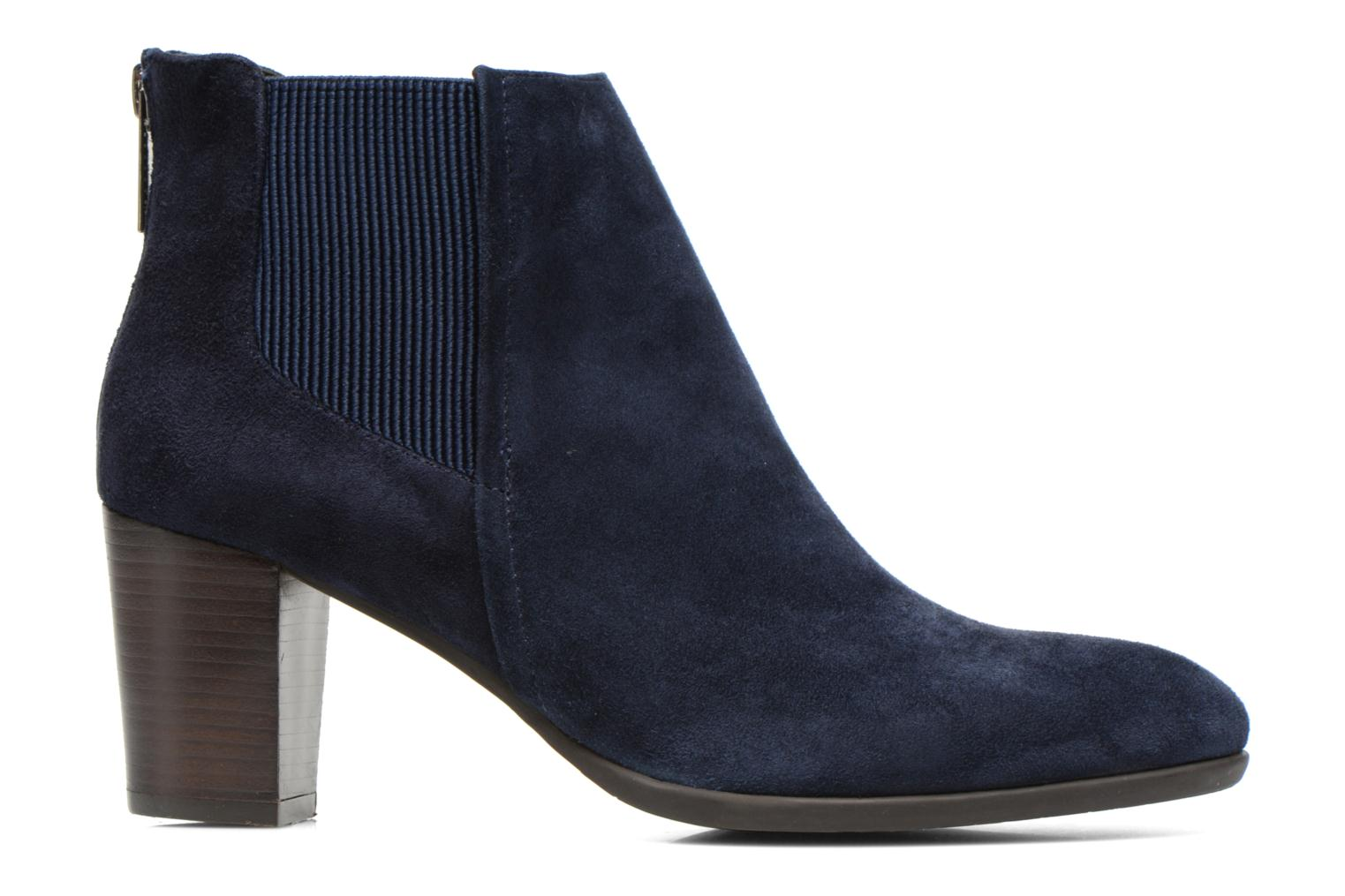 Ankle boots JB MARTIN Candide Blue back view