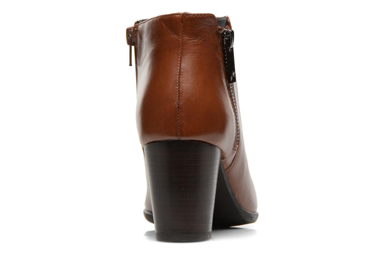 Bottines et boots JB MARTIN Cottage Marron vue droite