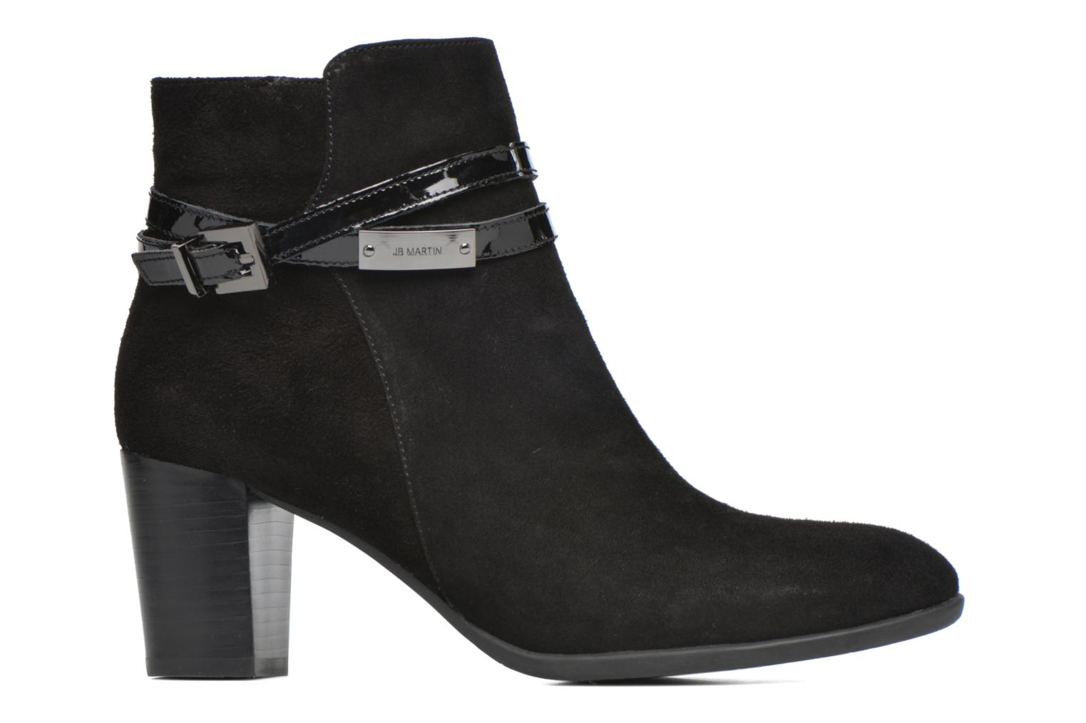Ankle boots JB MARTIN Cynthia Black back view