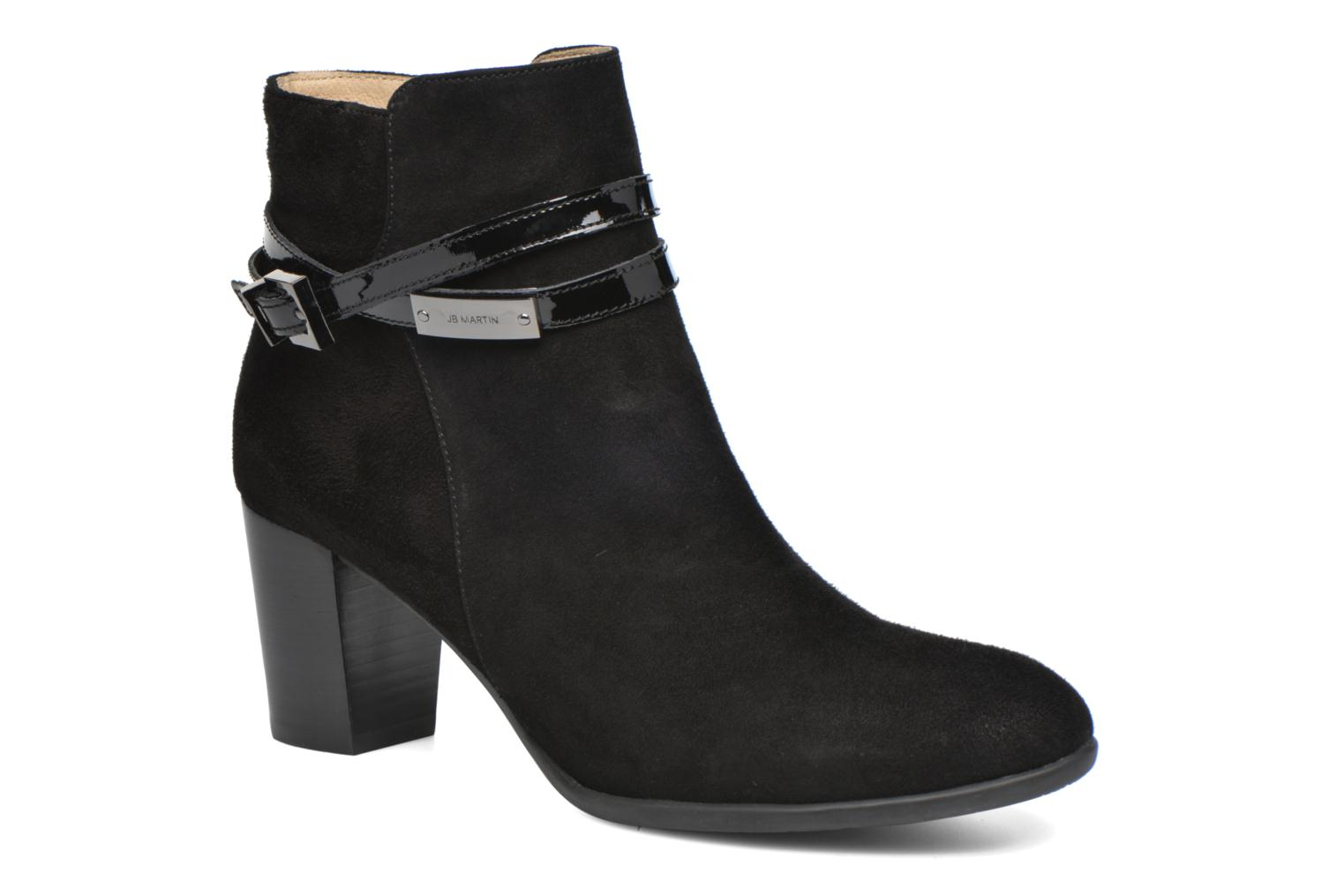 Ankle boots JB MARTIN Cynthia Black detailed view/ Pair view