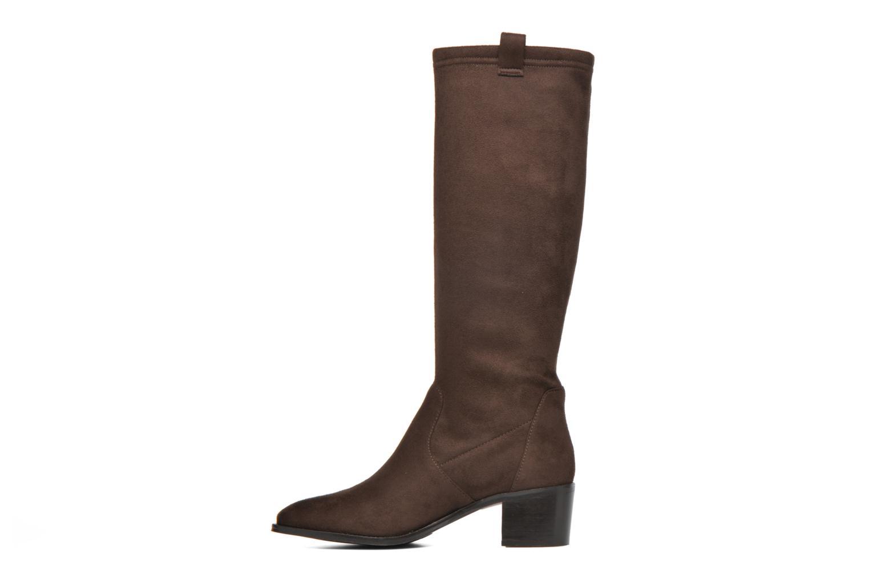 Boots & wellies JB MARTIN Edene Brown front view