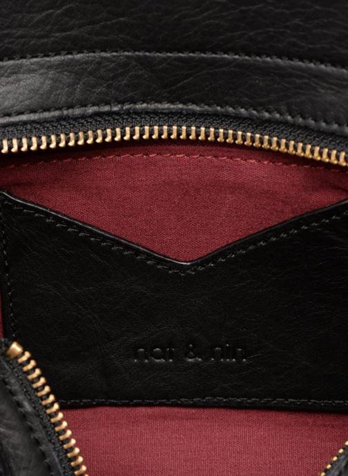 Handtaschen Nat & Nin Simone schwarz ansicht von hinten