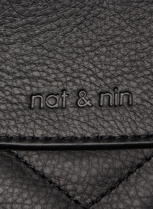 Sacs à main Nat & Nin Simone Noir vue gauche