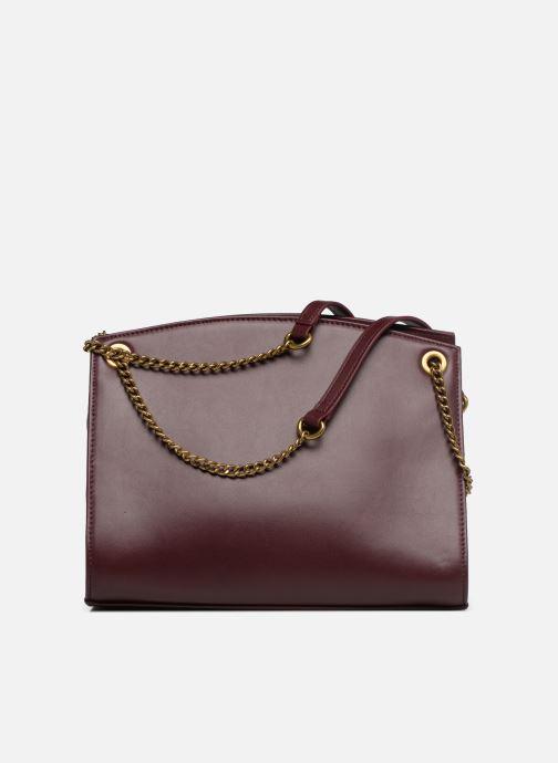 Handtaschen Nat & Nin Simone weinrot ansicht von vorne