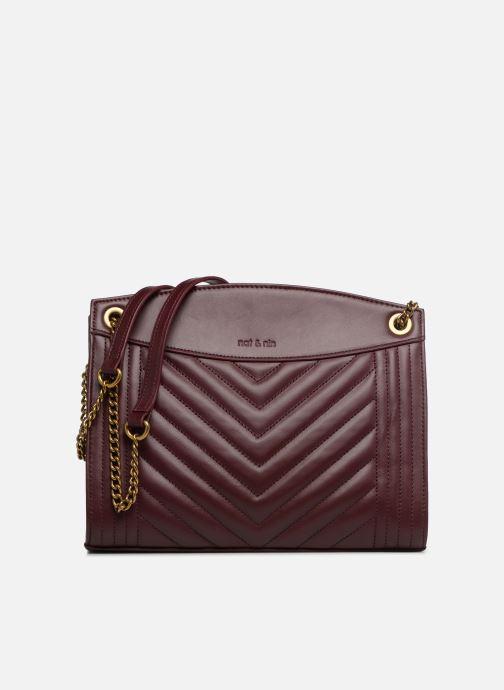 Handtaschen Nat & Nin Simone weinrot detaillierte ansicht/modell