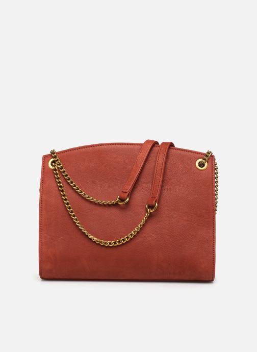 Handtaschen Nat & Nin Simone rot ansicht von vorne
