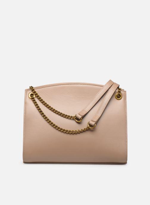 Handtaschen Nat & Nin Simone beige ansicht von vorne
