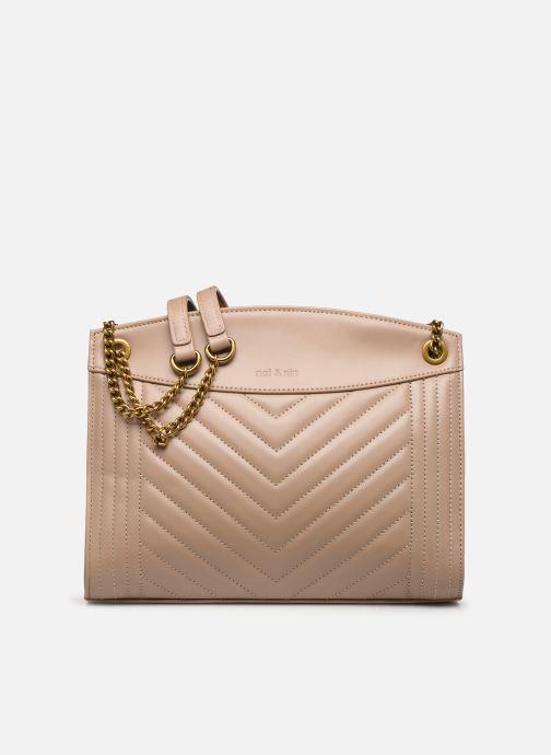 Handbags Nat & Nin Simone Beige detailed view/ Pair view