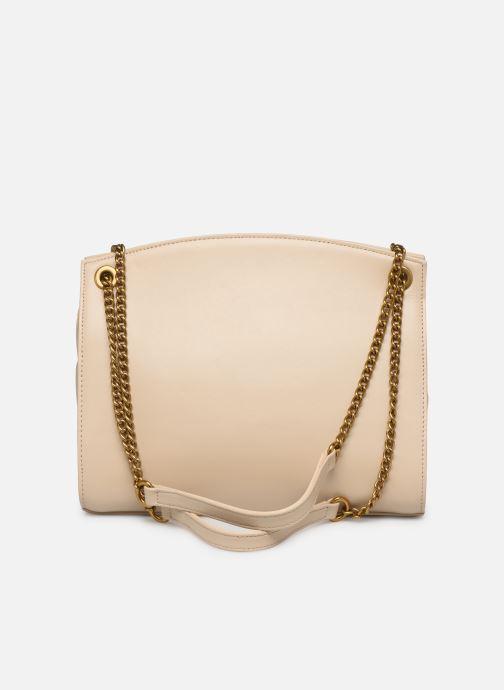 Handbags Nat & Nin Simone White front view