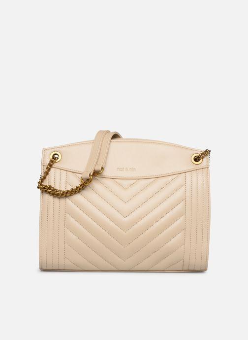 Handbags Nat & Nin Simone White detailed view/ Pair view