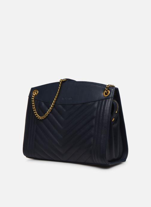 Handbags Nat & Nin Simone Blue model view