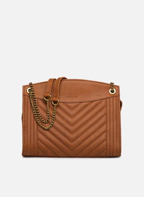 Handtaschen Nat & Nin Simone braun detaillierte ansicht/modell