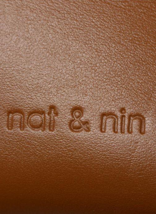 Borse Nat & Nin Iris Marrone immagine sinistra