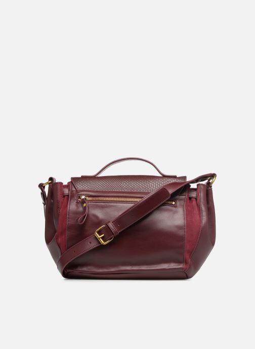 Handbags Nat & Nin Iris Burgundy front view