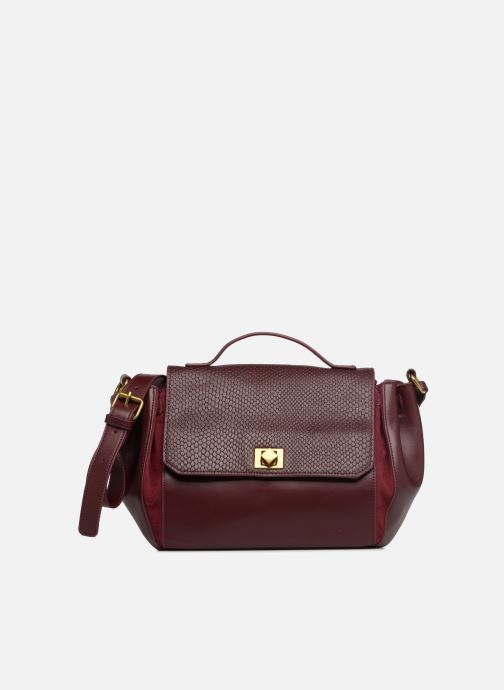 Handbags Nat & Nin Iris Burgundy detailed view/ Pair view