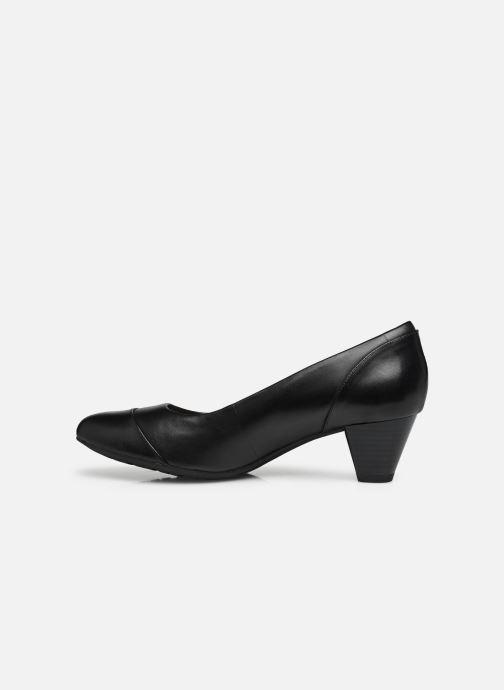 Zapatos de tacón Clarks Denny Harbour Negro vista de frente
