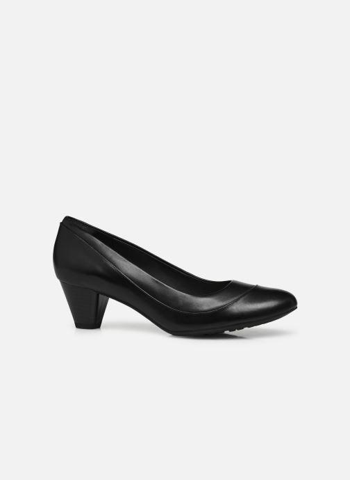 Zapatos de tacón Clarks Denny Harbour Negro vistra trasera