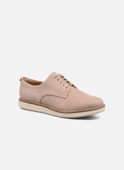 Con Zapatos Darby Glick 285833 Clarks beige Sarenza Chez Cordones ZwSIAt