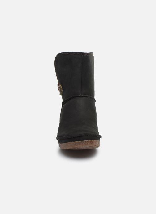 Stiefeletten & Boots Clarks Lima Caprice schwarz schuhe getragen