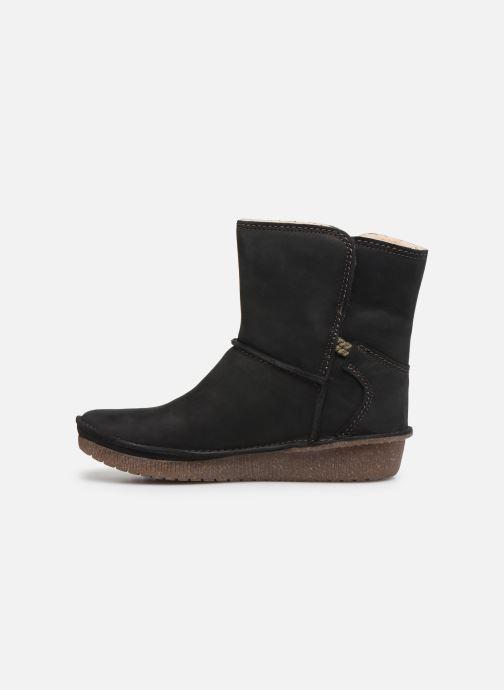 Boots en enkellaarsjes Clarks Lima Caprice Zwart voorkant