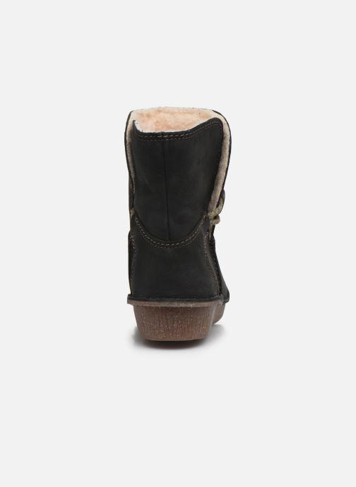 Boots en enkellaarsjes Clarks Lima Caprice Zwart rechts