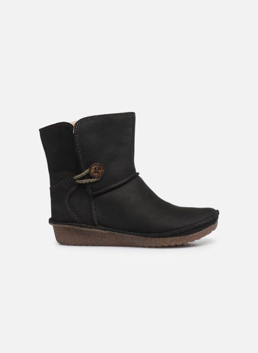 Boots en enkellaarsjes Clarks Lima Caprice Zwart achterkant