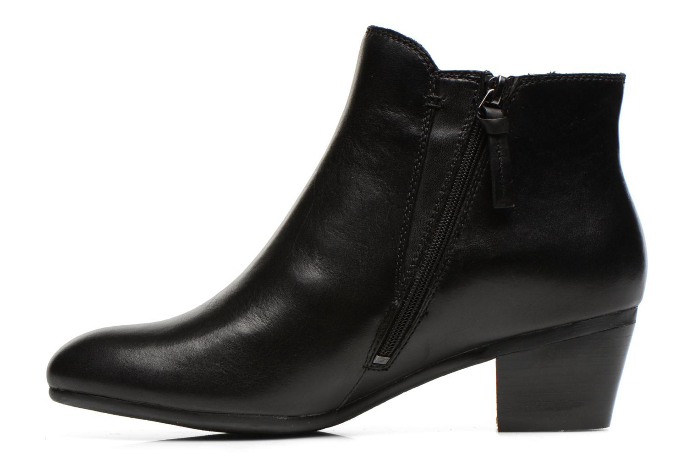 Bottines et boots Clarks Melanie Su GTX Noir vue face