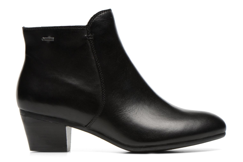 Bottines et boots Clarks Melanie Su GTX Noir vue derrière