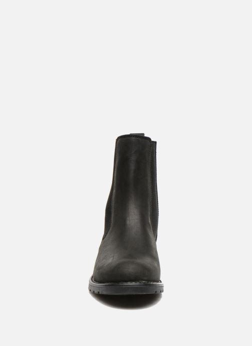 Boots Clarks Orinoco Club Svart bild av skorna på