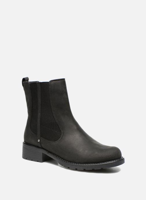 Boots en enkellaarsjes Clarks Orinoco Club Zwart detail