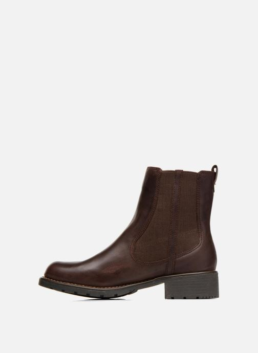 Clarks Orinoco Club (Marron) - Bottines et boots chez  (227712)