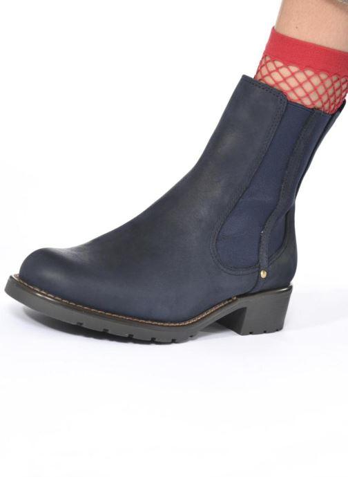 Stiefeletten & Boots Clarks Orinoco Club braun ansicht von unten / tasche getragen