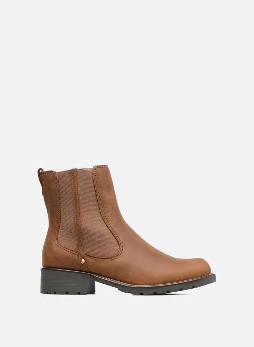 Bottines et boots Clarks Orinoco Club Marron vue derrière