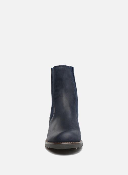 Stiefeletten & Boots Clarks Orinoco Club blau schuhe getragen