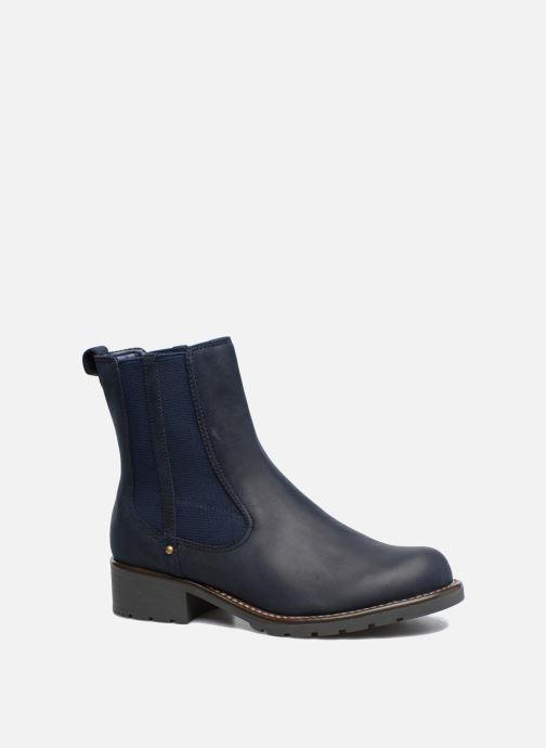 Stiefeletten & Boots Clarks Orinoco Club blau detaillierte ansicht/modell
