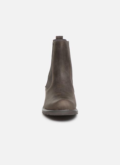 Ankle boots Clarks Orinoco Club Grey model view
