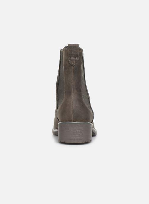 Boots en enkellaarsjes Clarks Orinoco Club Grijs rechts