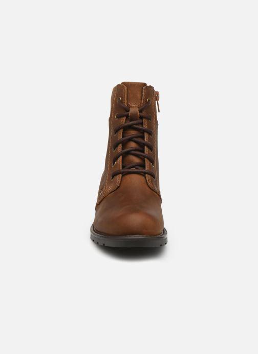 Boots en enkellaarsjes Clarks Orinoco Spice Bruin model