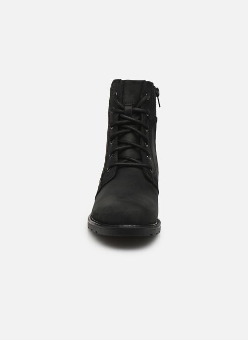 Ankle boots Clarks Orinoco Spice Black model view