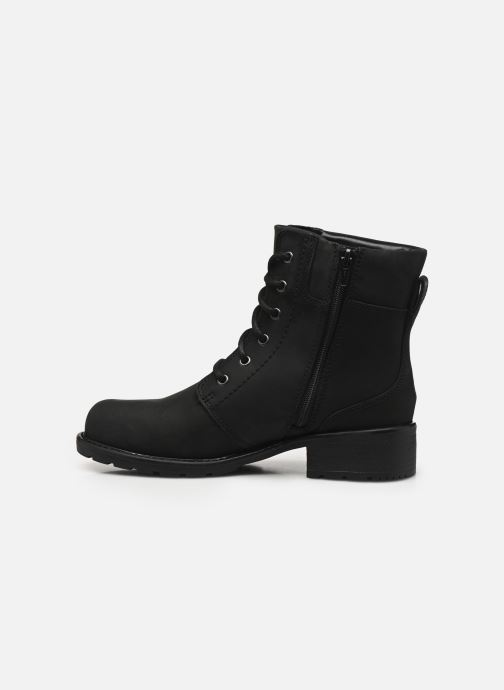 Ankle boots Clarks Orinoco Spice Black front view