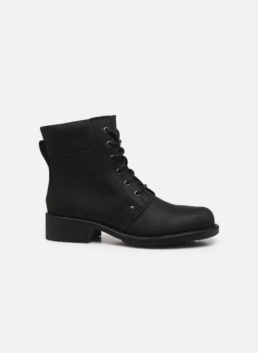 Bottines et boots Clarks Orinoco Spice Noir vue derrière