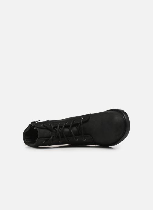 Stiefeletten & Boots Clarks Orinoco Spice schwarz ansicht von links