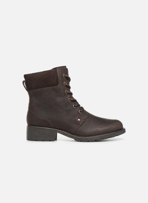 Stiefeletten & Boots Clarks Orinoco Spice braun ansicht von hinten