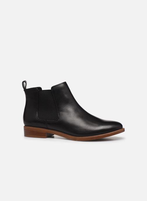 Boots en enkellaarsjes Clarks Taylor Shine Zwart achterkant