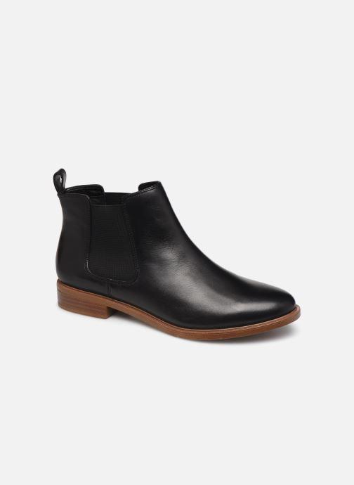 Bottines et boots Clarks Taylor Shine Noir vue détail/paire
